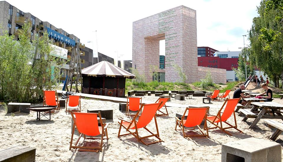 Stranden Nederland; de leukste en mooiste stranden met kinderen per provincie; Zandvoort aan de Eem Amersfoort- Mamaliefde.nl