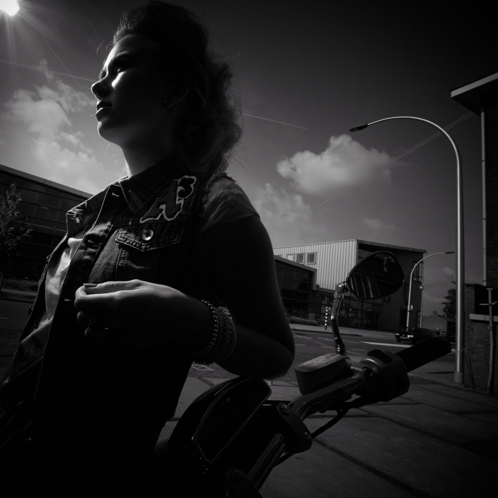 Fashion fotografie, De Nieuwe Stad Amersfoort